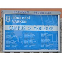Türkçesi Varken...