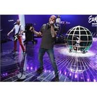 Twitter'da Ünlülerin Eurovision Geyikleri