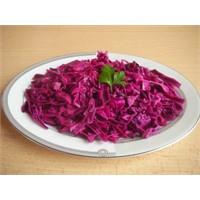 Kırmızı Lahana Salatası Tarifi İçin Buyrun