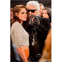 Chanel'in Yeni Yüzü Kristen Stewart!