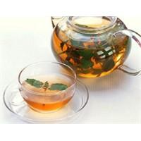 Bitki Çayı İçerek Zayıflamayı Deneyin