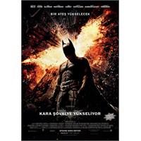 Kara Şövalye Yükseliyor 29 Temmuz'da Sinemalarda