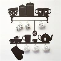 Mutfak Sticker Modelleri