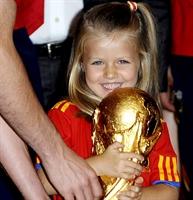 İspanya Kraliyetinde Kupa Sevinci