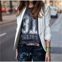 Trend: Numaralı Tişörtler