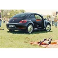 Fender İmzalı Volkswagen Beetle
