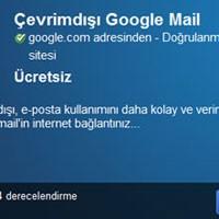 Google Çevrimdışı Gmail, Hizmetini Aktif Etti