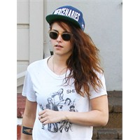 Kristen Stewart Ve Ailesi Los Angeles'ta