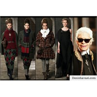 Chanel Pre-fall 2013 Koleksiyonu: İskoç Rüyası