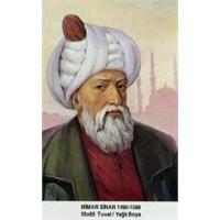 Mimar Sinan'ın Nargile Keyfi Ve Dehası