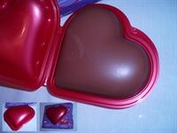 Kalp Damar Hasatlıklarına Karşı Çikolata Yiyi