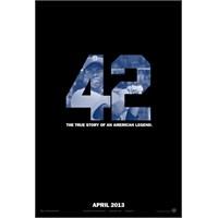 """Jackie Robinson Biyografisi """"42""""den İlk Fragman"""
