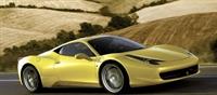 Ferrari 458 Italia Yılın Spor Otomobili Seçildi