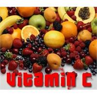 C Vitamini Neye İyi Gelir?