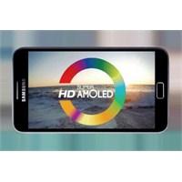 Samsung'un 350 Ppi'lık Rekor Ekranı