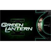 Green Lantern Fragmanı Geliyor