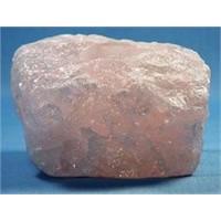 Değerli Taşlar - Pembe Kuvarsı