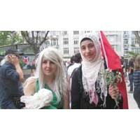Gezi Parkı Direnişi: Yaşasın Hürriyet!