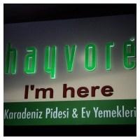 Hayvore @ Beyoğlu