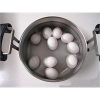 Haşlanmış Yumurtayı Alnınızda Kırabilir Misiniz?