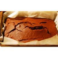 3 Dakikada Çikolatalı Kek