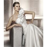 Unutulmayacak Düğünlere Pronovias 2012 Glamour