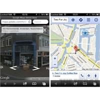 Çıktı : İphone Ve İpad İçin Google Maps!