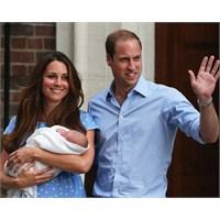 Kate Middleton Ve Küçük Kral