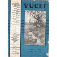1930'lardan Bir Dergi: Yücel