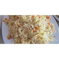 Pirinçli Beyaz Lahana