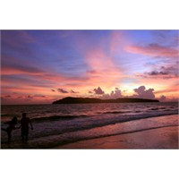 Cenang Beach, Langkawi Adaları, Malezya