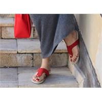 Kırmızı&gri / Red&grey…