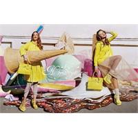 Mulberry 2012 Lookbook'undan Kareler