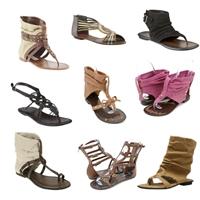 2010 Yaz Sezonu Ayakkabı Trendleri