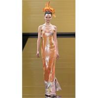 Armani Privé'den Harika Bir Sonbahar Couture 2001