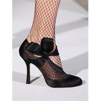 Oscar De La Ranta'nın Yeni Ayakkabı Koleksiyonu.