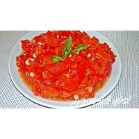 İftar İçin: Köz Kırmızı Biber Salatası