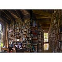 Kitaplar İçin Yapılmış Evler