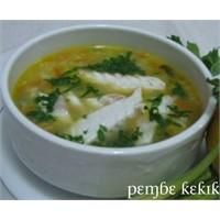 Sebze Çorbası-balıklı
