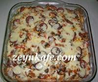 Yufkalı Pizza Tarifi...