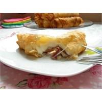 Kolay Paçanga Böreği