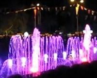 Antalya Cumhuriyet Meydanı Su Dansı Gösterisi - 3