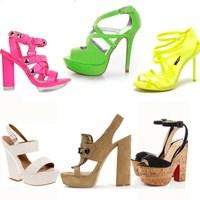 2013 Yaz Sezonunun Ayakkabı Modası
