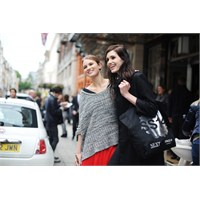 Londra Moda Haftası: Sokak Modası
