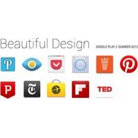 Güzel Tasarımlı Google Uygulamaları
