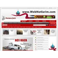 Mevlana Şehri Haber Scripti Ücretsiz