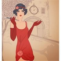 Bir Muhteşem Gatsby Karakteri Gibi Görünebilirsini