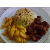 Günün Yemeği: Kağıtta Sebzeli Köfte Tarifi