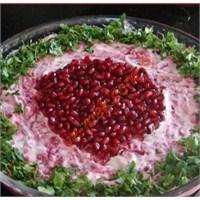 Narlı Pancar Salatası (Resimli Anlatım)
