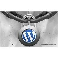 Wordpress Siteniz İçin Güvenlik Önlemleri